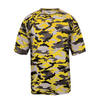 Tactical/Army/Combat T-shirt 100% Cotton Military Camouflage