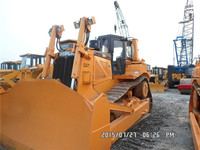 Japan Used Cheap Crawler Bulldozer D8R