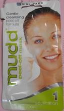 Mudd 10ml Peel-Off Face Mask 1 Application