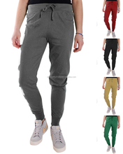 vegas gold new women's tracksuit jogging bottoms ladies joggers pants cuffed love fleece