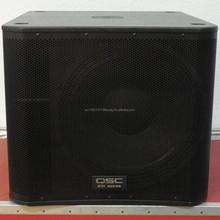 QSC Audio - KW181 - Product - 18 Ported, 1000W Subw Castor