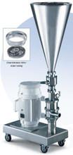 Self Pump Powder Liquid Inline homogenizer/disperser/emulsifier/wetmilling/stirrer/ultra high shear mixer/Dyn Flyer-VT300