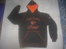 Fire and slash proof hoodie