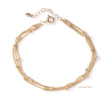 14K Gold Filled Hermion Bracelet