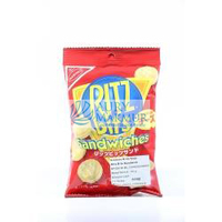 NABISCO RITZ BITS Sandwich CREAM CHEESE 50gr
