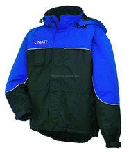 deportes de invierno parka chaquetas de fútbol chaquetas impermeables