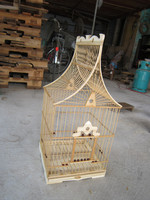 Home Decoration BAMBOO BIRD CAGES for Hanging up