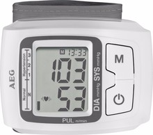 AEG Blood Pressure Monitor