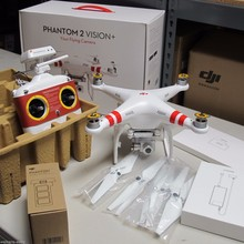 2015 Best Seller DJI Phantom 2 Vision + Drone with Flying Camera