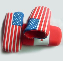 Ameica Flag Big BIC custom soft rubber silicone lighter case cover skin
