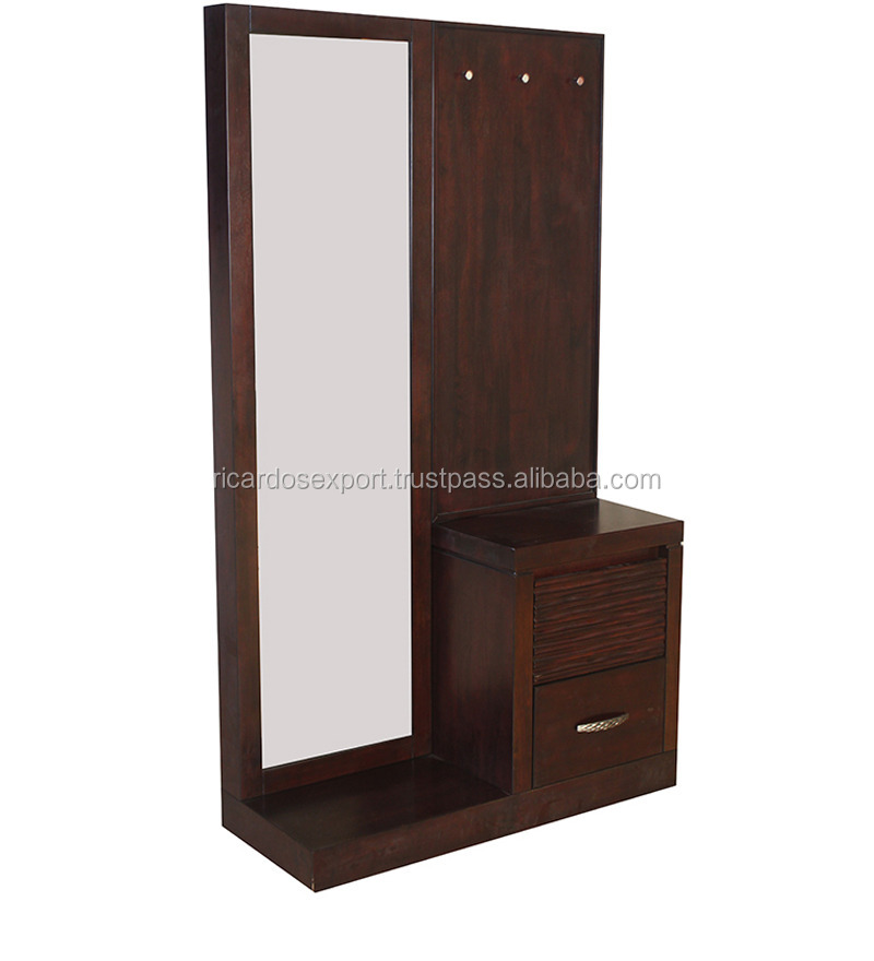 Celtic solidwood dresser dressing table luxury cheap wooden apartments