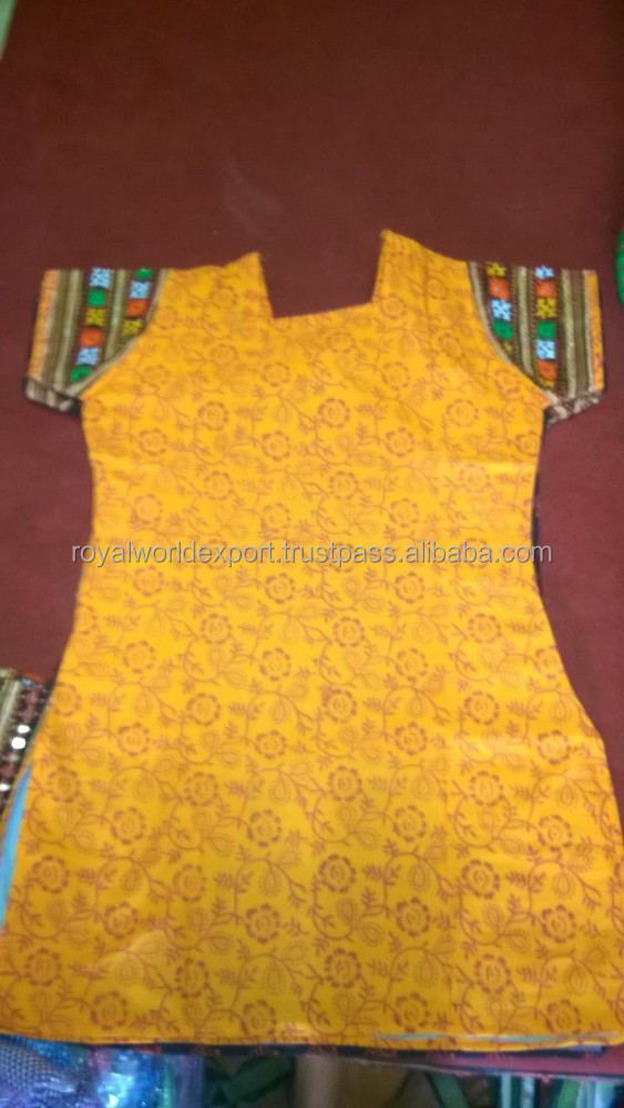 Hot Exclusive Wholesale Indian Handmade Embroidery Kurtis