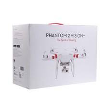 Brand New DJI Phantom 2 Vision Plus V3.0 RC Quadcopter Drone for GoPro Hero 3 2 1 Camera -Aerial Quad UAV GPS