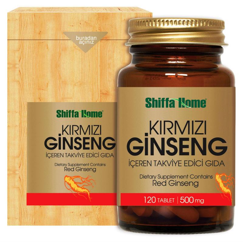 Red Ginseng 120 3d