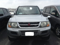 USED AUTOMOBILES FOR SALE DIESEL IN JAPAN FOR MITSUBISHI PAJERO LONGEXCEED V78W (HIGH QUALITY AND GOOD CONDITION)