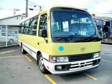 Used Toyota Coaster Bus 29 GX Long 2006