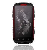 2015 Rugged Smartphone Android 5.1 4G LTE Smartphone IP68 Waterproof