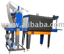Film wrapping and sealing packaging machine