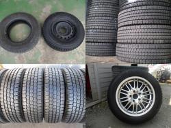 High quality and Durable used car tyres in japan at reasonable prices long lasting