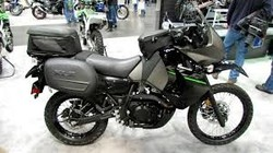 GENUINE NEW AND USED 2015 KAWASAKI KLR 650 NEW EDITION MOTORCYCLE