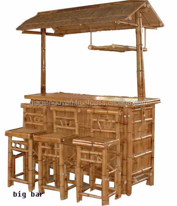 Cheap bamboo tiki bar from viet nam info gianguyencraft