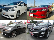 Durable high quality Japan Mercedes used car , spare parts available