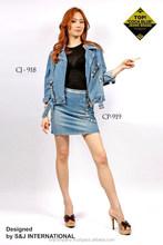 CJ-918 & CP-919 Fashion Jeans for Women