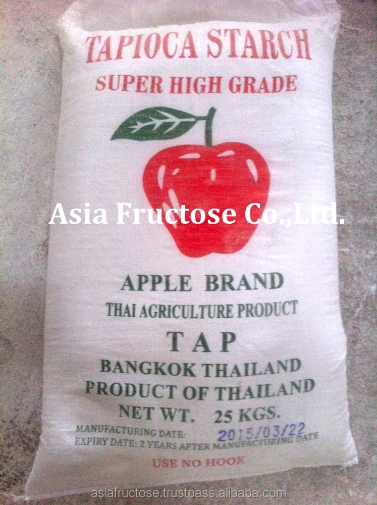 Industrial Grade Tapioca Starch (Apple Brand), View apple brand ...