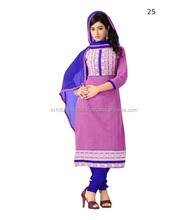 Vestido de Material de venta al por mayor | para mujer Salwar trajes