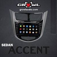 Growl Audio Android OEM Head Unit fit for Hyundai Sedan Accent