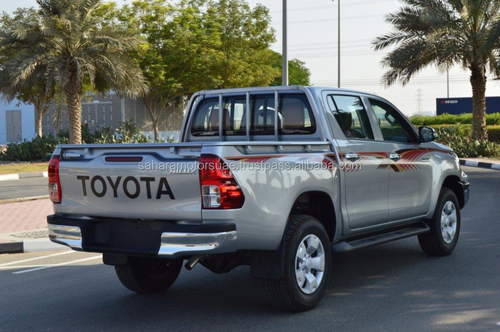 2016 Toyota Hilux Double Cabin 2 7l 4wd Automatic View
