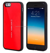 Mercury Focus bumper case (Red)