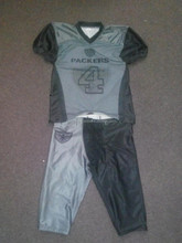 american football jersey custom PAYPAL accepted Mesh dazzle and lycra fabric