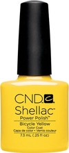 Original CND Shellac Power Polish 2015 Asphalt -Azure Wish -Bare Chemise -Beau -Bicycle Yellow -Black Pool -all colors availab
