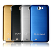 Luxury Metal Housing Battery Door Back Cover Case For Galaxy Note2 N7100