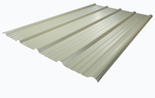 Color Roof Materials