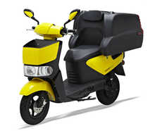 Fast Food Delivery Box for Electric Scooter with removable Lithium Battery