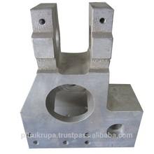 Cnc personalizada mecanizado de piezas de latón