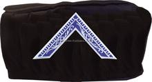 Masonic Regalia cap/ Mason embroidered logo