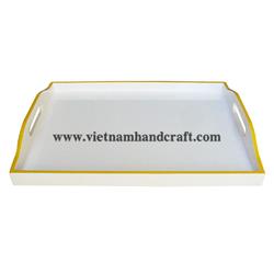 vietnamese bamboo lacquerware designer trays