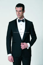 Men's Ceremony Suit - Wedding Suit - 100% Wool High Quality Fabric - Made in TURKEY