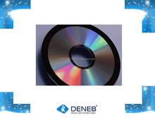 GLASS MASTER FOR CD (STAMPER)