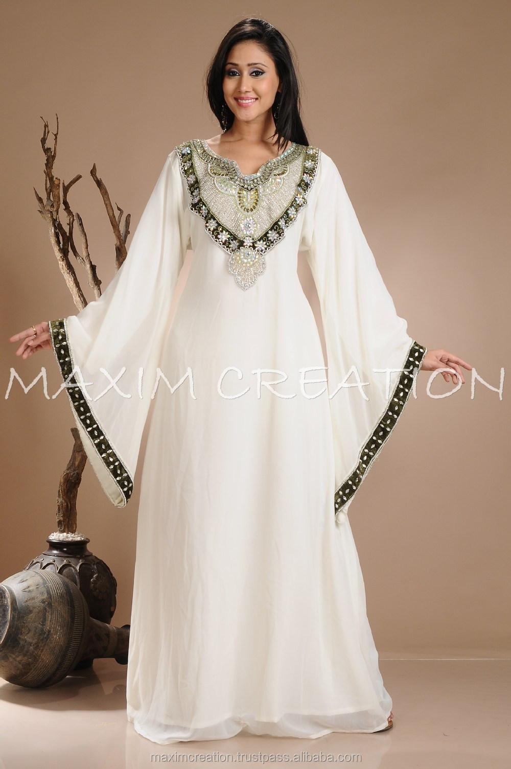 Abaya, Hijab, Islamique mesdames nouvelle robe