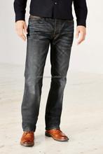 2015 man's jeans wholesale pakistan fashion jeans high quality men's denim jean straight leg boot cut slim fit
