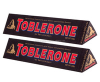 Toblerone Dark Chocolate Bars