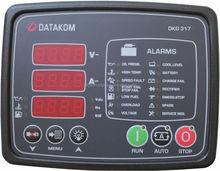 DATAKOM DKG-317 Generator Manual and Remote Start Control Panel / Unit