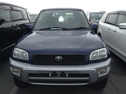 USED AUTOMOBILES FOR SALE IN JAPAN FOR TOYOTA RAV4 L 5D V SXA16G (HIGH QUALITY AND GOOD CONDITION)