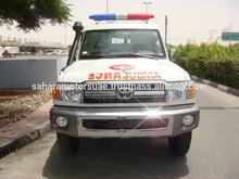 Krankenwagen 4x4