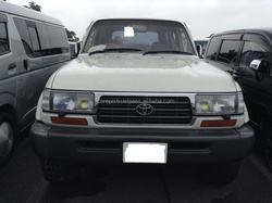 RECYCLED CAR FOR SALE IN JAPAN FOR TOYOTA LAND CRUISER80 5D4WD CAMPING KC-HDJ81V (HIGH QUALITY AND GOOD CONDITION)