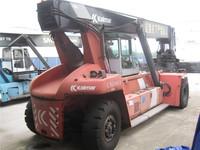 Kalmar container reach stacker for sale, Kalmar DRF450-60S5K stacker for sale